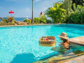 Villa Agus Mas: Oceanfront Private Poolvilla Lovina with Free Dolphin Tour!