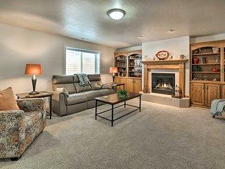 NEW! Guest Suite < 30 Mi to Salt Lake: Hike & Ski!