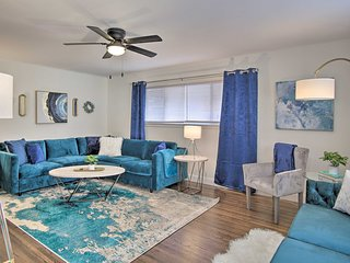 NEW! Contemporary Retreat 2 Blocks to Expo Square!