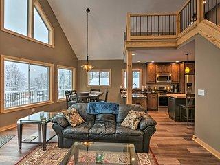 NEW! 4-Season Finger Lakes Home - Swim, Fish, Ski!