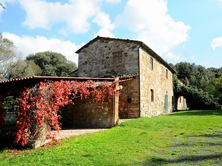 Nice, comfortable and typical Tuscan lodgings in a lovely farmhouse, D3
