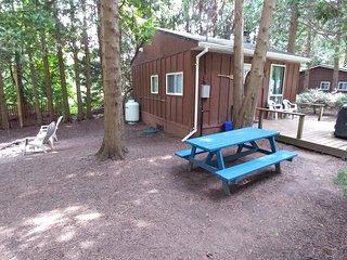 Cedars of Lake Eugenia-Cottage 7- Yellow Cottage