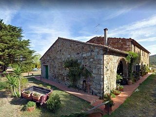 Nice,comfortable,typical Tuscan lodging in a lovely farmhouse,Aia,air condition