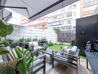 Apto.9 duplex 8PAX . Bilbao Metropolitan Apartments  A/C  by Urban Hosts