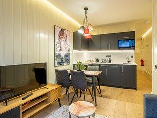 Estudio 1 Bilbao Metropolitan Apartments A/C by Urban Hosts
