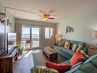 Views, Views, Views in this Coastal beachfront Charmer (307)