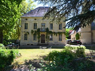 Manoir Le Bourg, stunning manoir with pool in Touffailles, Southern France.