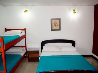 Private room located very close to the beach and tourist areas!