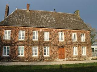 La belle maison de maitre