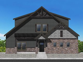 Brand new 10 bedroom lake lodge at the incredible Chateau Cove!
