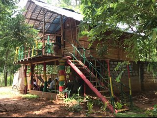 Treehouse Jungle Retreat and Camping