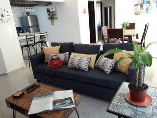 Departamento en la mejor zona del centro de Cancun