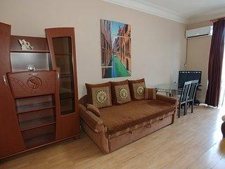 Two bedrooms. 17 Khreshchatyk str, Centre of Kiev