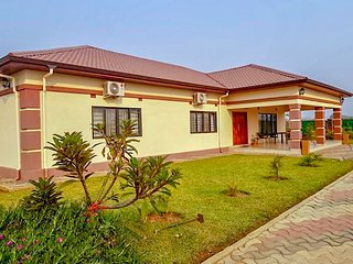 Gorgeous fully furnished home in Lusaka, Zambia