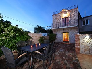 Villa Idassa, villa with jacuzzy and a breathtaking sea view