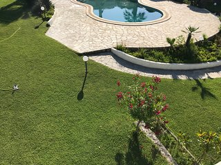 Home with Pool in Siviri, 150m from the Sea