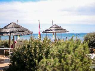 Au Grand Sud Résidence Vacances Presqu'île de Giens -les pieds dans l'eau-