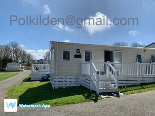 3 bedroom (6berth) static caravan near Newquay
