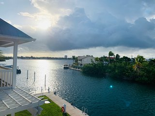 Coral Lagoon Unit 2 marathon Keys Waterfront Home