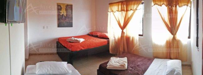 Allegranza Hostal Art Home - Descansa y ahorra disfrutando nuestros espacios, alquiler de vacaciones en Popayán