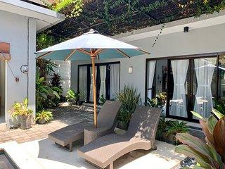 Bahagia Villas, Private pool, Pool Fence