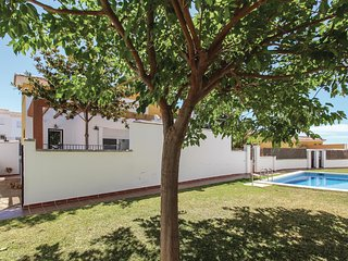 Awesome home in Torrox Costa w/ Indoor swimming pool, WiFi and Outdoor swimming