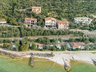 Villa Olivo appartamento 90 mq vista panoramica A