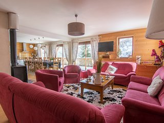 Chalet - 300 m from the slopes