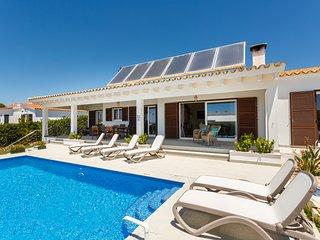 Villa Binisole Piscina Jardin Privado a 500 metros playa Binibeca