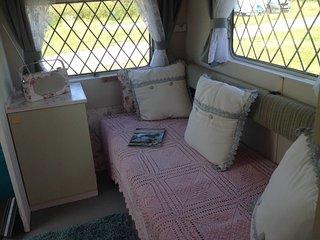 KItty unique 60s caravan