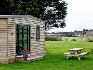 Bushwood, Wheal Dream - A two bed lodge sleeping four perfect for exploring the