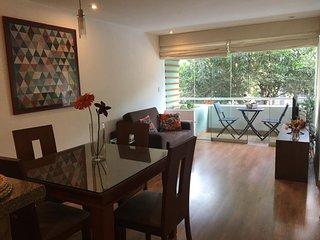 Cute apartment close to boardwalk in Miraflores