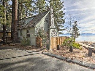 NEW! Lakefront Living w/On-Site Beach: 8 Mi to Ski