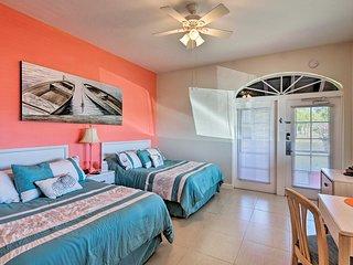 NEW! Everglades Studio w/ Marina View, Pool Access