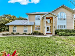 Home Near the Ocean, Close to Downtown St. Augustine
