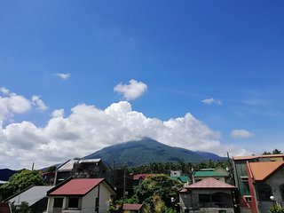 Quaint space overlooking Mount Banahaw!