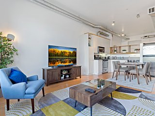 Luxury Condo in Santana Row, experience fine dining, boutique shops & enjoy