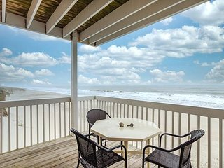 Stunning panoramic ocean views await you in the popular Ocean Dunes community