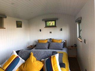 """""""Bramleys"""" Luxury cabin"""