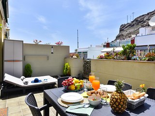 Penthouse in Mogan with Terrace IV