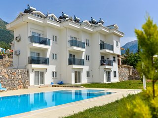 Manolya Apartments, 2 Bedroom Holiday Apartment in Ovacık, Fethiye