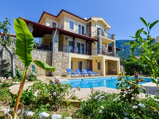Villa Kılıç - 5 Bedrooms, Luxury Holiday Villa in Fethiye Ovacık
