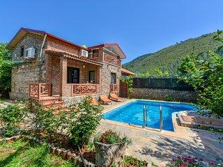 Villa Sarnıç,3 Bedroom Holiday Villa in Kayaköy