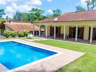Sitio em Igarata – perfeito para descanso em familia