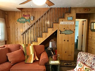 The Twain Harte Cabin, Lake Member, Walk to town, Easy Parking