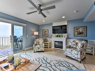 Oceanfront Townhome - Walk to Jacksonville Beach!