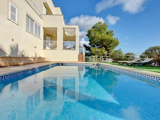 Villa Ulises 5 - family villa with sea views in 500 meters from sandy beach