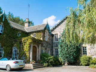(2) Private Wing in a gorgeous Country House near St Andrews