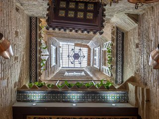 Estiloso Loft en casa palacial Sevillana