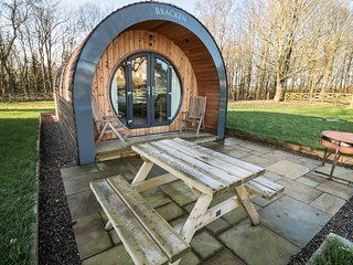 BRACKEN, luxury, spacious pod, Swarland